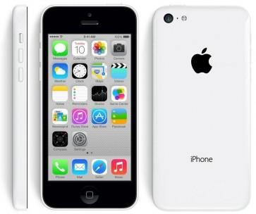 Apple iPhone 5C 16GB White (Unlocked) - Reasonable Condition
