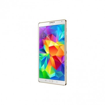 Samsung Galaxy Tab S 8.4, (SM-T700) 16gb, Wifi - White/Gold