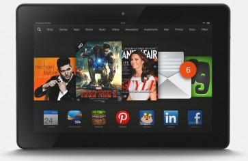 "Amazon Kindle Fire HDX 8.9"" 16GB, Wi-Fi + 4G LTE (Unlocked) Black - New & Sealed"