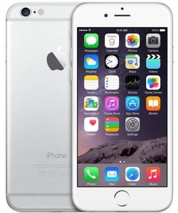 Apple iPhone 6 16GB Silver (Unlocked) - Very Good Condition