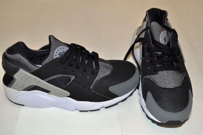 Nike Huarache Black Grey White