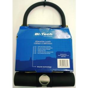 Bi Tech Shackle Bike Lock 115cm X 230mm New