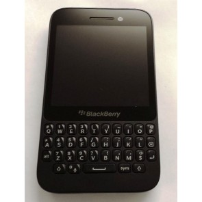 BlackBerry Q5 Black (Unlocked) - Pristine Condition