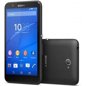 Sony Xperia E4 (E2105) Black (Locked to Vodafone) - Pristine Condition
