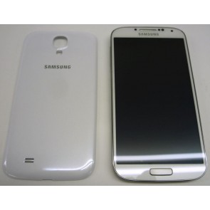Samsung Galaxy S4 4G LTE (GT-i9505) White Frost (Unlocked) Very Good Condition