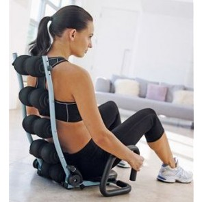 NX Sport Ab Couch - Box Damage Only