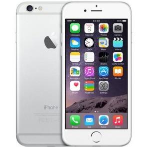 Apple iPhone 6 16GB Silver (Unlocked) - Reasonable Condition