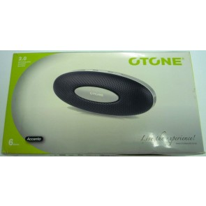 OTONE Accento 2.0 Rechargeable Portable Speaker - Pristine Condition