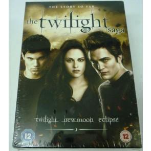 The Twilight Saga - The Story so Far...