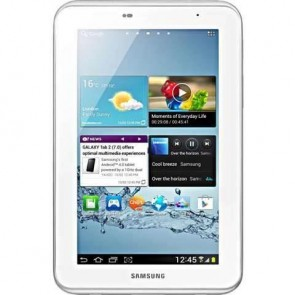 Samsung Galaxy Tab 2 GT-P3110 8GB WiFi Only White Excellent Condition