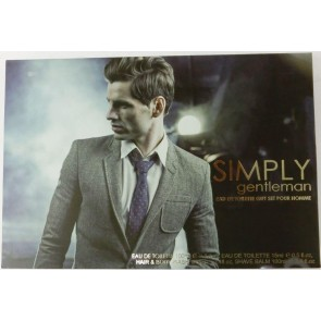 Simply Gentleman Travel Spray Gift Set