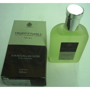 Truefitt & Hill Sandalwood Cologne 100ml 3.38 FL OZ
