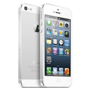 Apple iPhone 5 16GB (Unlocked) White & Silver Used Good Condition