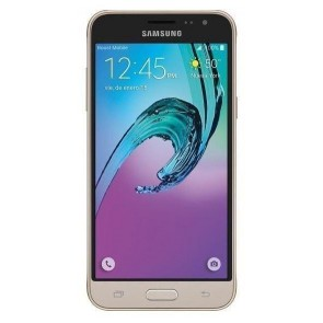Samsung Galaxy J3 2016 (SM-J320FN) Gold (Unlocked) - Excellent Condition
