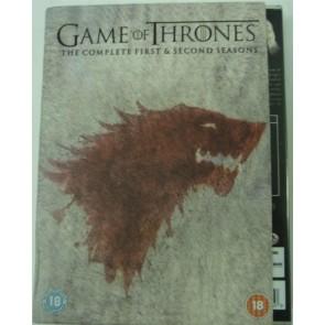 Game of Thrones - Seasons 1-2 Complete DVD Set