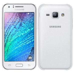 Samsung Galaxy J1 (SM-J100H) White (Unlocked) - Excellent Condition