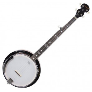 ROCKET BJW01 5 String Deluxe Banjo