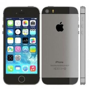 Apple iPhone 5S 16GB Grey (Unlocked) - Very Good Condition