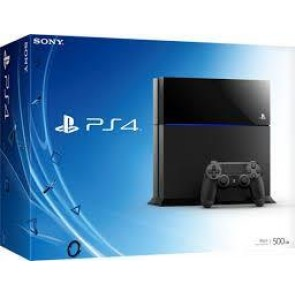 Sony Playstation 4 PS4 500GB - Black - New & Sealed