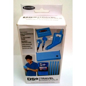 Nintendo DSi Travel Essentials Pack Light Blue