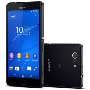 Sony Xperia Z3 Compact (D5803) Black (Unlocked) - Excellent Condition