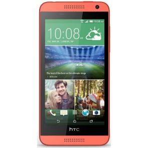 HTC Desire 610 Orange (Unlocked) Very Good Condition