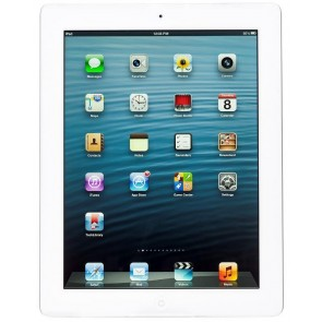 Apple iPad 2nd Generation 16GB WiFi Only - White - Reasonable Condition