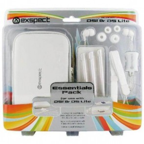 Nintendo DS & DSi Essentials Pack White