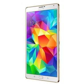 Samsung Galaxy Tab S 8.4, (SM-T705) 16gb, 4G + Wifi - White/Gold