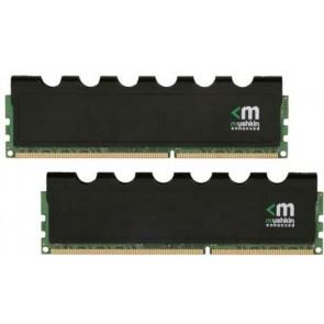 MUSHKIN Blackline 8GB Kit (2 x 4GB) DDR3 2400MHz CL11 Frostbyte DIMM Memory