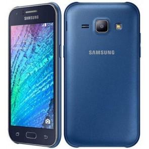 Samsung Galaxy J1 (SM-J100H) Blue (Unlocked) - Pristine Condition